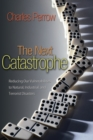 The Next Catastrophe : Reducing Our Vulnerabilities to Natural, Industrial, and Terrorist Disasters - Book