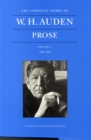 The Complete Works of W. H. Auden, Volume V : Prose: 1963-1968 - Book