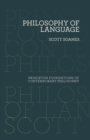 Philosophy of Language - Book