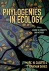 Phylogenies in Ecology : A Guide to Concepts and Methods - Book