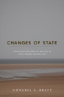 Changes of State : Nature and the Limits of the City in Early Modern Natural Law - Book