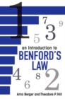 An Introduction to Benford's Law - Book