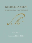 Kierkegaard's Journals and Notebooks, Volume 9 : Journals NB26-NB30 - Book
