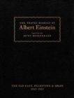 The Travel Diaries of Albert Einstein : The Far East, Palestine, and Spain, 1922 - 1923 - Book
