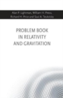 Problem Book in Relativity and Gravitation - Book
