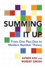 Summing It Up : From One Plus One to Modern Number Theory - Book