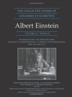 The Collected Papers of Albert Einstein, Volume 15 : The Berlin Years: Writings & Correspondence, June 1925-May 1927 - Documentary Edition - Book
