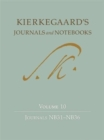 Kierkegaard's Journals and Notebooks : Volume 10, Journals NB31-NB36 - Book