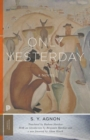 Only Yesterday : A Novel - Book