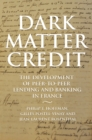 Dark Matter Credit : The Development of Peer-to-Peer Lending and Banking in France - eBook
