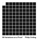 99 Variations on a Proof - eBook