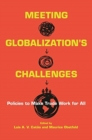Meeting Globalization's Challenges : Policies to Make Trade Work for All - Book