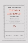 The Papers of Thomas Jefferson: Retirement Series, Volume 15 : 1 September 1819 to 31 May 1820 - eBook