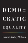 Democratic Equality - Book