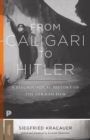 From Caligari to Hitler : A Psychological History of the German Film - Book