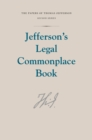 Jefferson's Legal Commonplace Book - eBook