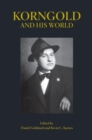 Korngold and His World - Book