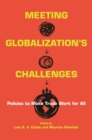 Meeting Globalization's Challenges : Policies to Make Trade Work for All - eBook