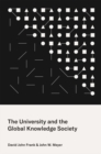The University and the Global Knowledge Society - Book