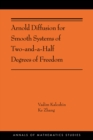 Arnold Diffusion for Smooth Systems of Two and a Half Degrees of Freedom : (AMS-208) - eBook