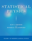 Statistical Physics : Volume 1 of Modern Classical Physics - Book