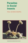 Parasites in Social Insects - eBook