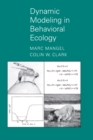 Dynamic Modeling in Behavioral Ecology - eBook