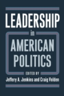 Leadership in American Politics - eBook