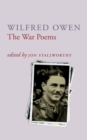 The War Poems Of Wilfred Owen - Book