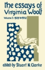 The Essays of Virginia Woolf, Volume 5 : 1929 - 1932 - Book