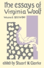 Essays Virginia Woolf Vol.6 - Book