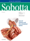 Sobotta Atlas of Anatomy, Vol.1, 16th ed., English/Latin : General Anatomy and Musculoskeletal System - Book