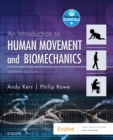 An Introduction to Human Movement and Biomechanics - Book