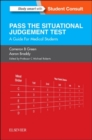 SJT: Pass the Situational Judgement Test : A Guide for Medical Students - Book