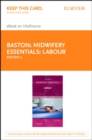Midwifery Essentials: Labour E-Book : Volume 3 - eBook