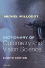 Dictionary of Optometry and Vision Science E-Book - eBook