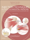 Injection Techniques in Musculoskeletal Medicine E-Book : A Practical Manual for Clinicians in Primary and Secondary Care - eBook
