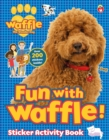 Fun with Waffle! Sticker Activity - Book