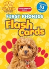 First Phonics Flash Cards - Book