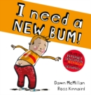 I Need a New Bum Sequin Edition (PB) - Book