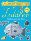The Tiddler Sticker Book - Book