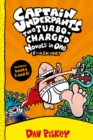 Captain Underpants: Two Turbo-Charged Novels in One (Full Colour!) - Book