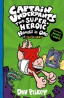 Captain Underpants: Two Super-Heroic Novels in One (Full Colour!) - Book