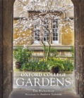 Oxford College Gardens - Book