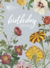 RHS Birthday Book - Book