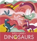 Into The Land Of Dinosaurs - Book