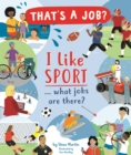 I Like Sports... what jobs are there? - Book