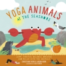 Yoga Animals: At the Seashore - Book