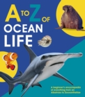 A to Z of Ocean Life - Book