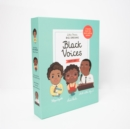 Little People, Big Dreams: Black Voices - Book